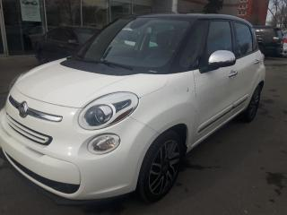 Used 2014 Fiat 500 L Lounge***TOIT PANO*** for sale in Longueuil, QC