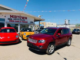 Used 2015 Jeep Compass NORTH for sale in Regina, SK