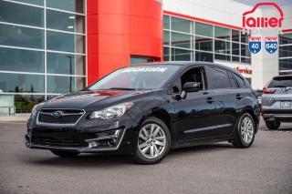 Used 2015 Subaru Impreza 2.0i w/Limited Pkg/GARANTIE PROLONGEE INCLUSE UNE 4 ROUES MOTRICES TRES ABORDABLE for sale in Terrebonne, QC