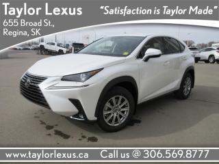 New 2020 Lexus NX 300h for sale in Regina, SK