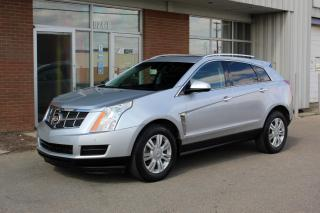 Used 2010 Cadillac SRX Luxury Collection LUXURY - AWD - PANO MOONROOF - DVD for sale in Saskatoon, SK