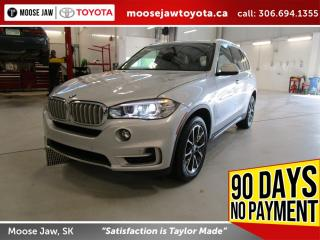 Used 2018 BMW X5 xDrive35d AWD Diesel for sale in Moose Jaw, SK