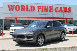 Used 2019 Porsche Cayenne S Accident Free!| Ontario Vehicle! for sale in Etobicoke, ON