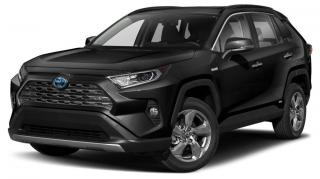New 2020 Toyota RAV4 Hybrid Limited for sale in Hamilton, ON