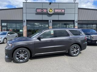 Used 2020 Dodge Durango R-T AWD for sale in Thunder Bay, ON