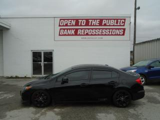 Used 2012 Honda Civic SI for sale in Toronto, ON
