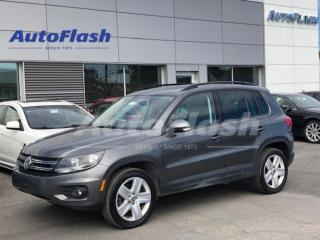 Used 2016 Volkswagen Tiguan Comfortline Sport *Push-Start *Camera*Toit-Ouvrant for sale in St-Hubert, QC