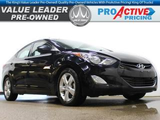 Used 2013 Hyundai Elantra GLS | Sedan | 1.8L 4cyl | 6-Speed Manual | Keyless for sale in Virden, MB