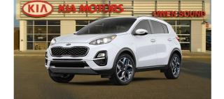 New 2020 Kia Sportage EX PREMIUM S for sale in Owen Sound, ON