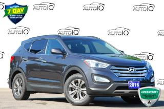 Used 2016 Hyundai Santa Fe Sport 2.4 Premium PREM | FWD | AC | BLUETOOTH | for sale in Kitchener, ON