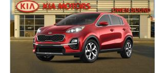 New 2020 Kia Sportage LX S for sale in Owen Sound, ON