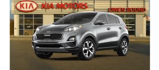 New 2020 Kia Sportage LX S for sale in Owen Sound, ON
