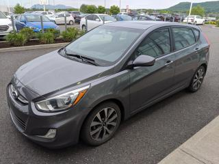 Used 2015 Hyundai Accent 5DR HB AUTO SE for sale in Ste-Julie, QC