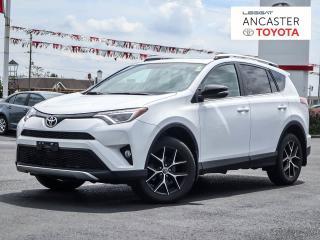 Used 2016 Toyota RAV4 se for sale in Ancaster, ON