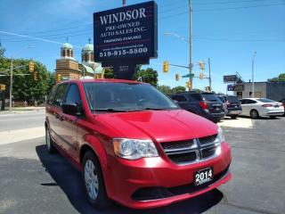 Used 2014 Dodge Grand Caravan SE for sale in Windsor, ON