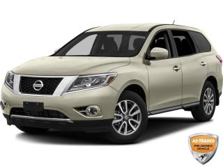 Used 2014 Nissan Pathfinder AS IS | LOADED, CLEAN CAR for sale in Waterloo, ON