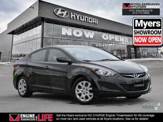Used 2016 Hyundai Elantra GL  NEW ARRIVAL!!! for sale in Nepean, ON