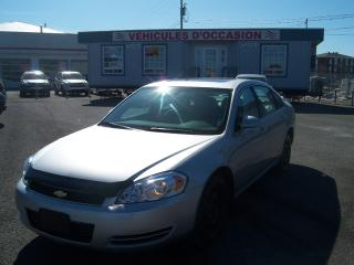 Used 2006 Chevrolet Impala LT for sale in Saint-jean-sur-richelieu, QC