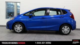 Used 2016 Honda Fit LX + CAMÉRA DE RECUL + BLUETOOTH ! for sale in Trois-Rivières, QC