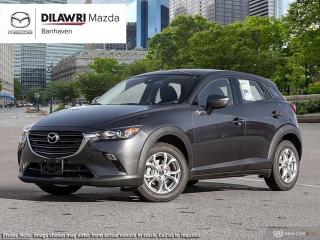 New 2020 Mazda CX-3 GS for sale in Ottawa, ON