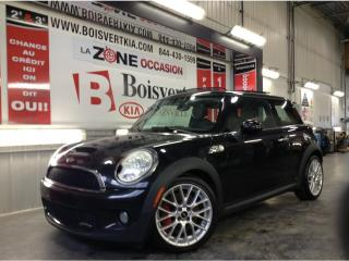 Used 2010 MINI Cooper MINI JOHN COOPER WORKS TOIT PANO SUPER BELLE ! for sale in Blainville, QC