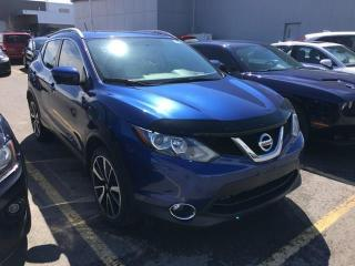 Used 2017 Nissan Qashqai SL for sale in Ottawa, ON