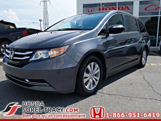 Used 2015 Honda Odyssey Familiale 4 portes SE for sale in Sorel-Tracy, QC