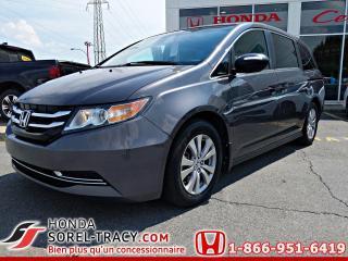 Used 2015 Honda Odyssey Familiale 4 portes SE for sale in Sorel-Tracy, QC