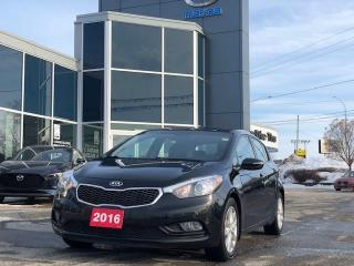 Used 2016 Kia Forte 2.0L LX+ for sale in Ottawa, ON