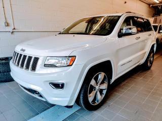 Used 2015 Jeep Grand Cherokee OVERLAND 5.7L**TOUT ÉQUIPÉ** JAMAIS ACCI for sale in St-Eustache, QC