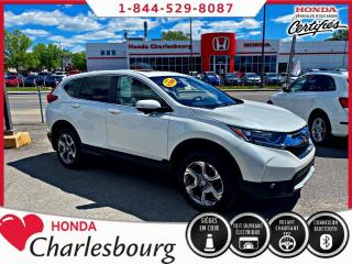 Used 2017 Honda CR-V EX-L AWD**CUIR+TOIT OUVRANT**38 384 KM** for sale in Charlesbourg, QC