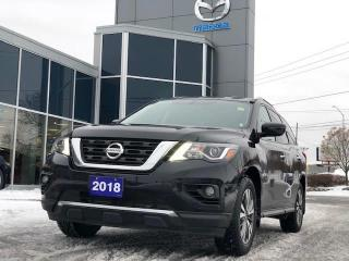 Used 2018 Nissan Pathfinder SV Tech SV TECH for sale in Ottawa, ON