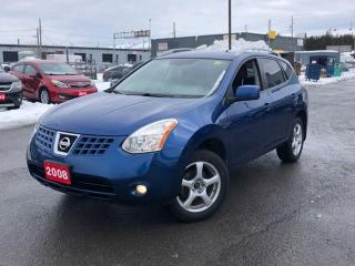 Used 2008 Nissan Rogue SOLD AS IS SOLD AS IS for sale in Ottawa, ON