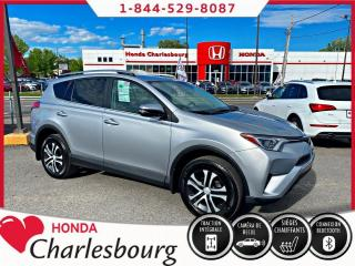 Used 2017 Toyota RAV4 LE AWD ***46 035 KM** for sale in Charlesbourg, QC