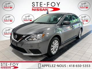 Used 2017 Nissan Sentra NISSAN SENTRA 2017 SV TOIT AIR MAGS CVT for sale in Ste-Foy, QC