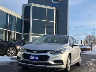 Used 2018 Chevrolet Cruze LT AUTO for sale in Ottawa, ON