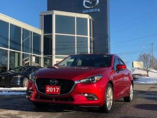 Used 2017 Mazda MAZDA3 GT WITH TECH PACKAGE for sale in Ottawa, ON
