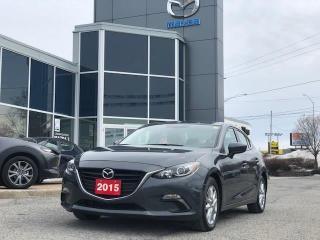 Used 2015 Mazda MAZDA3 GS for sale in Ottawa, ON