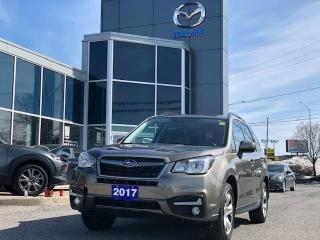 Used 2017 Subaru Forester 2.5i Convenience WITH 2 SETS OF TIRES 2.5i CONVENIECE WITH 2 SETS OF TIRES for sale in Ottawa, ON