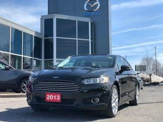 Used 2013 Ford Fusion Titanium AWD for sale in Ottawa, ON