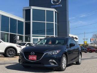 Used 2016 Mazda MAZDA3 GS AUTO WITH NAVIGATION GS for sale in Ottawa, ON