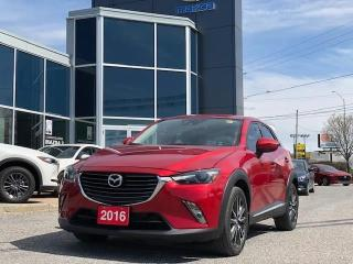 Used 2016 Mazda CX-3 FULLY LOADED GT AWD for sale in Ottawa, ON