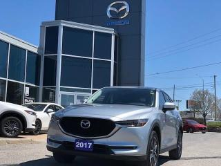 Used 2017 Mazda CX-5 GT WITH NAV/2SETS OF TIRES for sale in Ottawa, ON