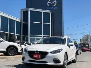 Used 2015 Mazda MAZDA3 GS MANUAL WITH 2 SETS OF TIRES for sale in Ottawa, ON