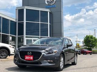 Used 2018 Mazda MAZDA3 GS AUTO WITH TECH PKG/2 SETS OF TIRES/WEATHER TEC MATTS GS AUTO WITH TECH PKG/2 SETS OF TIRES for sale in Ottawa, ON