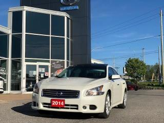 Used 2014 Nissan Maxima Fully Loaded** Low Mileage** SV for sale in Ottawa, ON