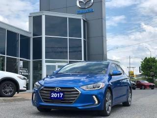 Used 2017 Hyundai Elantra Limited Ultimate Limited WITH 2 SETS OF TIRES Limited WITH 2 SETS OF TIRES for sale in Ottawa, ON