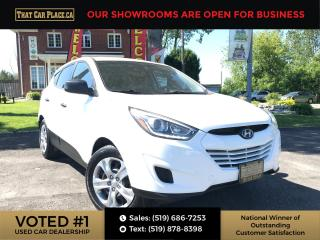 Used 2015 Hyundai Tucson GL Htd Seats-Bluetooth-Cruise-5 Passenger for sale in London, ON