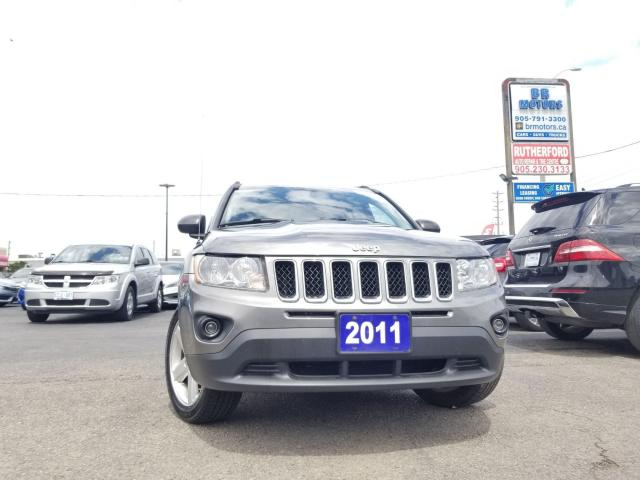 2011 Jeep Compass Limited 4WD  NO ACCIDENTS CARFAX CLEAN LEATHER