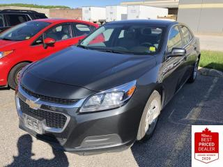 Used 2015 Chevrolet Malibu LS BLUETOOTH ALLOYS CRUISE CONTROL for sale in Orillia, ON